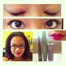 My makeup today ;) 💋