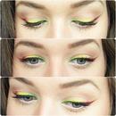 Rasta Eyeliner !