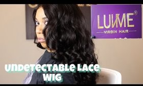 Undetectable Lace Wig feat. Luv Me Hair