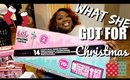 WHAT I GOT MY KID FOR CHRISTMAS 2019 | 5 YEAR OLD GIRL
