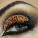 Sexy Leopard Makeup