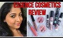 ESSENCE COSMETICS REVIEW | Mascaras, Matt Touch Blushes, Make Me Brow | Stacey Castanha