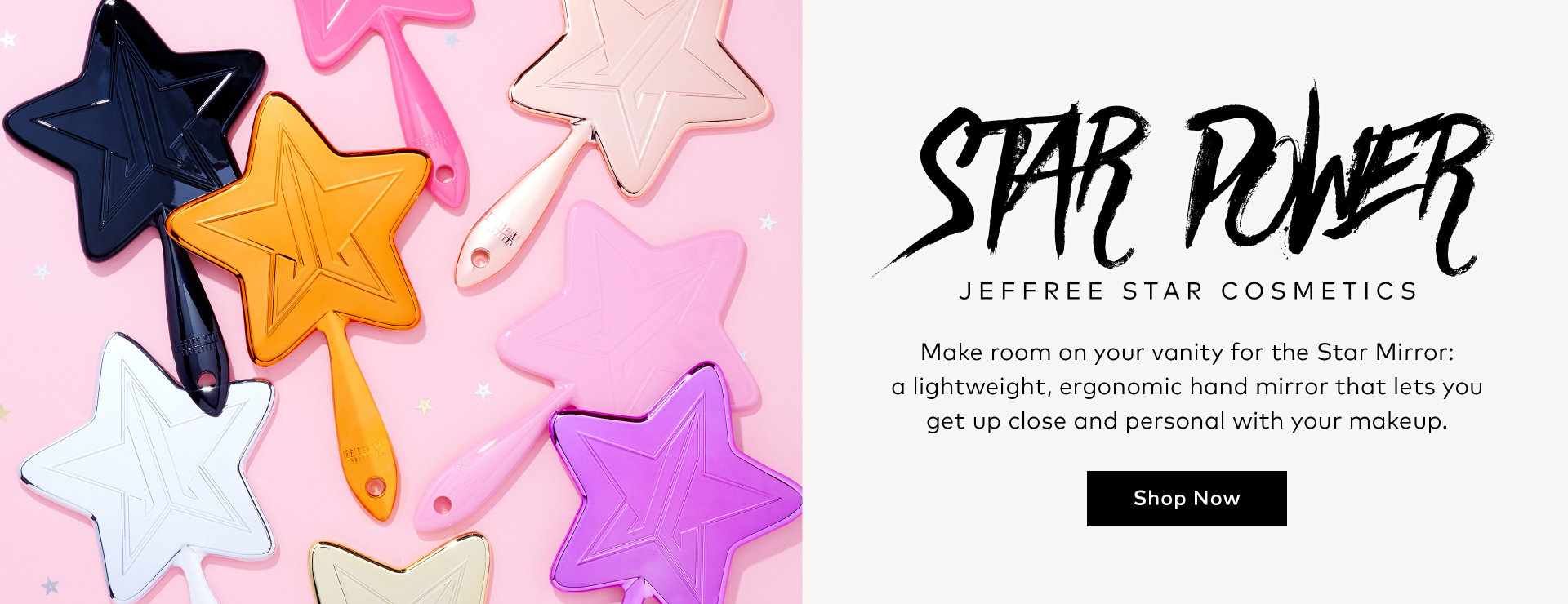 Shop Jeffree Star Cosmetics' Star Mirrors on Beautylish.com