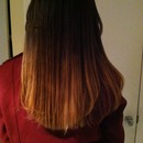My Ombré Hair