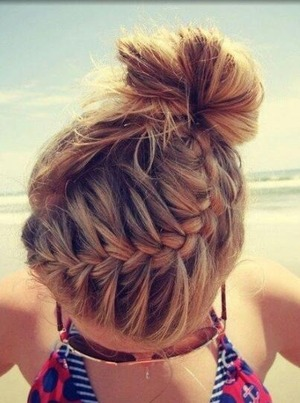 new braids I do in the summer