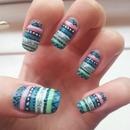 cool nail dessing