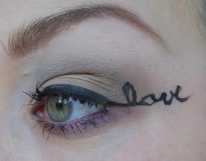 Eyes: * ARTDECO - eyeshadow base * Flormar - Color Palette Eye Shadow 07  * SEPHORA - eyeshadows - golden and dark violet * essence - waterproof eyeliner  * CATRICE - Precision Lipliner - (060 Very Berry) * ASTOR - Look OUT mascara ( 800 Black)