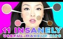 11 Insanely Useful Makeup Tips You Need To Know!