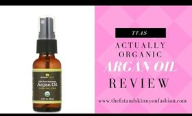 100 Percent Real Not Fake - Actually Organic Argan Oil Review