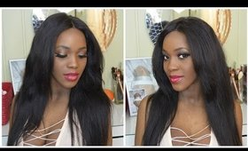 glamourous festive make up look
