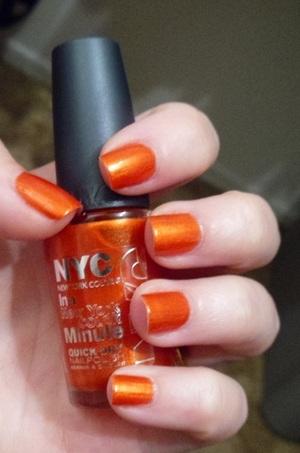 NYC Pumpkin