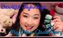 Beautiful Beginnings: My China Glaze Story