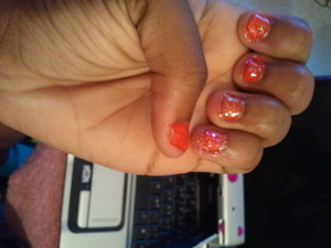 i just did them and heart it if you think i did a fantastic job