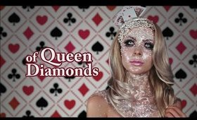 Queen of Diamonds - Makeup Tutorial