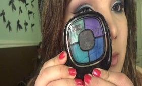 Wet 'n Wild Fergie Eyeshadow Tutorial