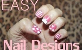 Easy Nail Deisgns