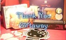 ☆ (OPEN) International Thank You GiftAway - WARNING: Extreme Cheesiness Ahead ☺