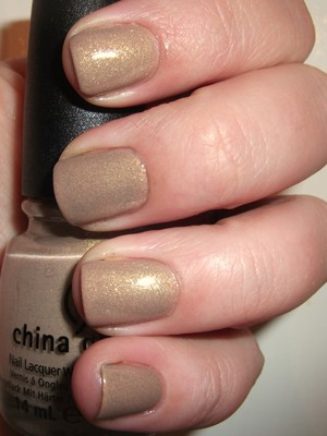China Glaze Colours From the Capitol (Hunger Games!!!) Fast Forward