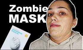 Zombie Pack Mask first impressions