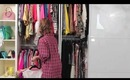 Candy's Closet: Organizing My Clothes