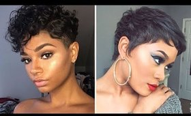 Trendy Short Fall 2020 Hairstyle Ideas for Black Women