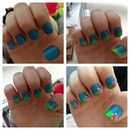 Spring Nail Art!!!!!!!!!!!!!