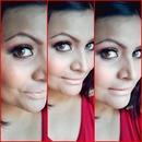 Maquillaje Para Ropa Roja! ;)