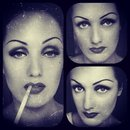 Marlene Dietrich Make Up