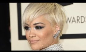Rita Ora Grammy 2015 Makeup Tutorial