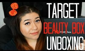 Target Beauty Box Unboxing Fall Edition