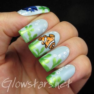 Read the blog post at http://glowstars.net/lacquer-obsession/2014/06/fingerfoods-theme-buffet-under-the-sea/