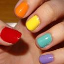 Pastel Rainbow!