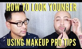 4 Makeup Tricks To Appear More Youthful And Look Younger | mathias4makeup