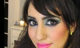 80's Themed Makeup