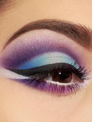 Coastal Scents Hot Pots for the blues and purples.