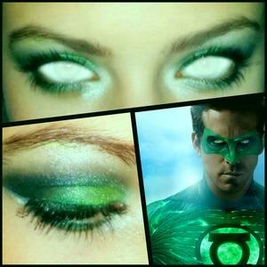 Superhero Makeup Week Thursday 10/10