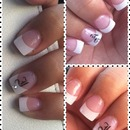 old art French tip