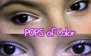 2 Neutral Color Pops Tutorial