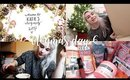 SORTING MY LIFE OUT + GIVEAWAY! | Vlogmas Day #6