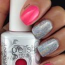 Holo Glitter Manicure