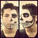 1/2 Skull