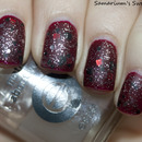 Dollish Polish-Team Salvatore over China Glaze-Ravishing Dahling matte