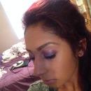 Purple Eye Shadow Ftw