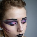 Glam rock close up I