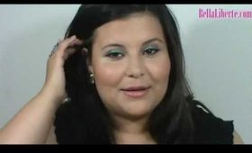 Estee Lauder Bronze Goddess Bright Teal Eyes and Soft Lips and Cheeks Tutorial