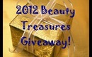 2012 Golden Beauty Treasures Giveaway