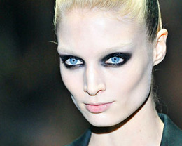 Gucci Makeup, Milan Fashion Week S/S 2012