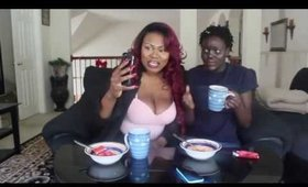 Hot Noodle Slay | Spicy 2x Noodle challenge