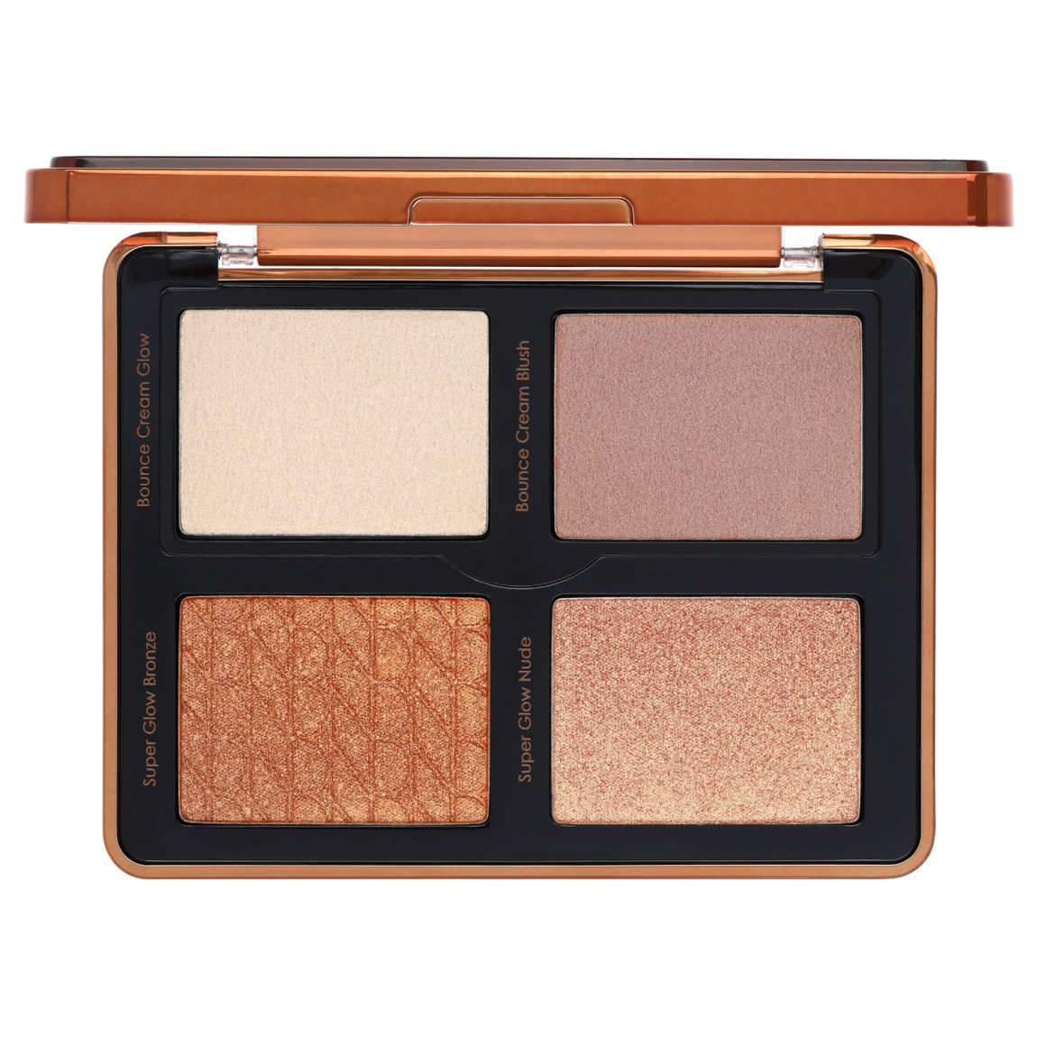 Natasha Denona Bronze Cheek Face Glow Palette product swatch.
