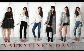 Valentine's Day Outfits and Styling